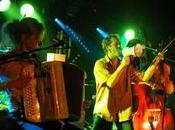 Saint-Brieuc. enchaînement soirées musicales Citrouille