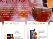 C'est semaine Whisky Show chez Côté apéritif