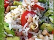 Salade Crevette Avocat