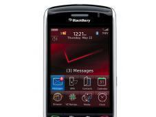 BlackBerry Storm2 arrive France chez
