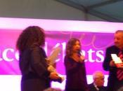 Prix Exbrayat remis Salon Livre Saint-Etienne octobre 2009