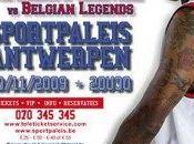 Dennis Rodman Légendes débarquent Europe