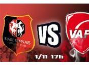 Venez pronostiquer match Stade Rennais Valenciennes