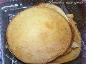 Pancakes épices