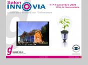 Innovation pour l'environnement Dole novembre 2009