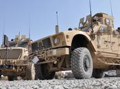 M-ATV nouveau véhicule tout-terrain américain arrive théâtre afghan