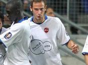 Ligue résultats dimanche novembre 2009 (12eme journée)