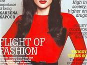 Kareena Kapoor fait magazine MARIE CLAIRE