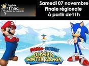Finale régionale Sports Resort Fnac Parly2 novembre.