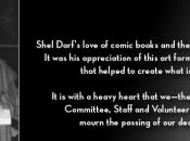 Comic orpheline créateur, Sheldon Dorf