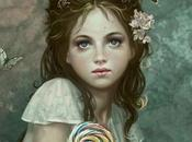 Mélanie Delon Digital Painter talent