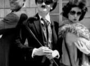 Néo, Trinity, Morpheus Matrix muet façon Charlie Chaplin