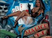 "Cover Tracklist ""Malice Wonderland"" Snoop Dogg"