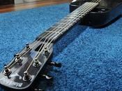 guitare carbone ultralégère.