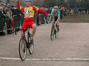 Cyclo cross Laurent Lecoeur attendre sprint Bonnétable
