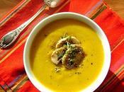 Soupe Crémeuse Potiron