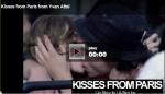 baiser, Paris, Puces… capitale