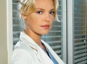 Grey's Anatomy saison Katherine Heigl (Izzie) joue avec nerfs