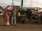 Nigéria 1967 ruelle Lagos