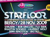 STARFLOOR novembre 2009 Bercy