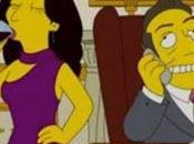 Sarkos chez Simpsons