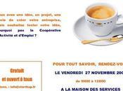Starthop-Café novembre Sarre-Union