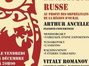 Concert russe lycée Henri
