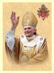 Benoît XVI, liturgie l'Avent
