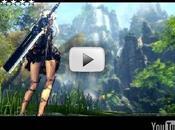 dernier trailer Blade Soul prochain NCSoft.