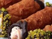 Seizième participation défis Daring Bakers Cannoli orange, fruits confits chocolat