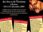 Rencontre Arts l'Erotisme