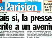 Parisien fait parler papier