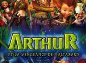 Arthur vengeance Maltazard sortie cinéma semaine