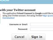 Yahoo! Facebook Google Twitter bataille réseaux sociaux