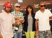 Pharrell Williams Confirme Rhea Comme Nouvelle Membre N.E.R.D