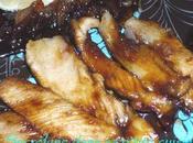 Escalope dinde marinée caramélisée mode belge