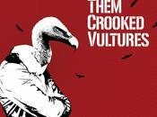 THEM CROOKED VULTURES miroir vautours