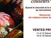 Vente privée Chocolats