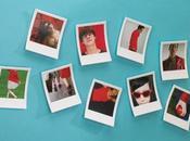 Cadre photos design polaroïd