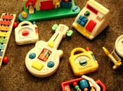 Quand fisher-Price playskool riment avec old-school
