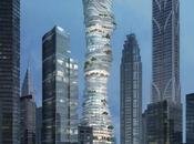 "forêt urbaine"" Chongping Chine"