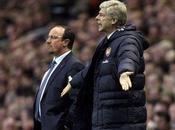 Premier League Liverpool reçoit Arsenal dimanche décembre 2009