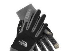 iPhone hiver essayez gants