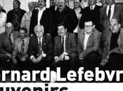 Souvenirs Bernard Lefebvre Mesrine Mendès France...