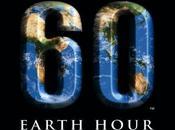 Earth Hour Hopenhague coeur Copenhague soir