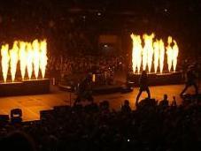 Tournée Metallica, Slayer, Megadeth Anthrax
