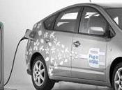 Strasbourg accueille première Toyota Prius hybride rechargeable