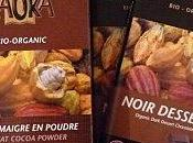 Tarte chocolat amandes.