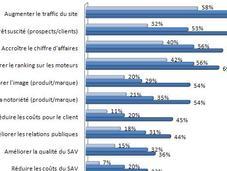 Perspectives marketing dans médias sociaux 2010