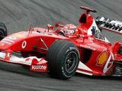 Michael Schumacher retour Formule